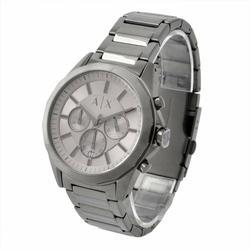 New Mens Armani Exchange Gunmetal Chronograph