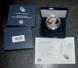 2015-W American Silver Eagle, OGP