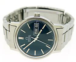 Omega Geneve Day Date Automatic Watch