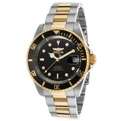 New Mens Two Tone Invicta Automatic with Date