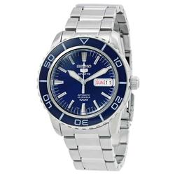 New Seiko 5 Sports Blue Dial Diver Automatic