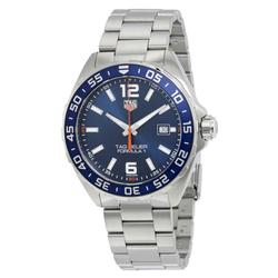 New Mens Tag Heuer Blue Dial, Swiss, Sapphire