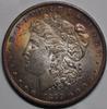 Choice Toned BU 1879 O Morgan Dollar