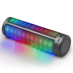 Portable Bluetooth Wireless LED Speakers Built-in Mic