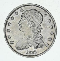 1835 Capped Bust Quarter - Uncirculated