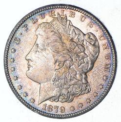 1879-CC Morgan Silver Dollar - Choice