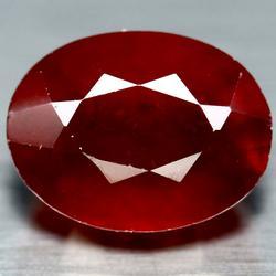 Gorgeous 8.28ct chianti red Hessonite Garnet