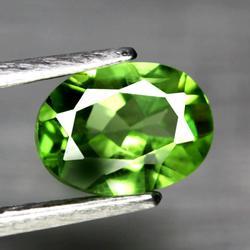 Brilliant green 1.24ct untreated Peridot