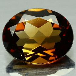 Absolutly gorgeous 3.35ct Imperial Topaz
