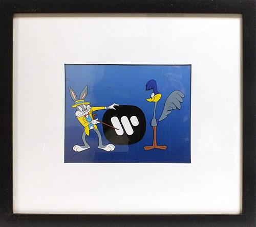 Collectible Warner Brothers Serigraph Cel