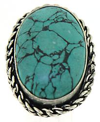 Natural Gemstone Handcrafted Ring