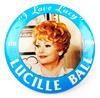 1989 I Love Lucy Large Pin