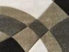 Stunning Designer Contemporary Carved Area Rug 6x8