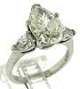 Eye Catching 3.75ct Diamond Engagement Ring