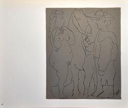 COLLECTIBLE PABLO PICASSO LINOCUT CIRCA 1962