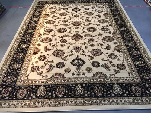 Super Allover  Classic Mahal Design Area Rug 8x10