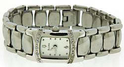Bulova Diamond Wrist Watch