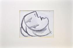 PABLO PICASSO LITHOGRAPH, STUDY FOR GUERNICA