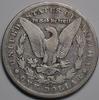 1881 Carson City Raw Morgan Dollar