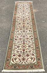 2 Feet 2 Inches X 10 Feet 2 Inches Persian Tabriz Runner