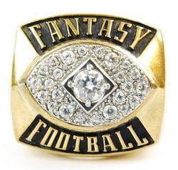 Washington Redskins Fantasy Football Ring, Size 5.5