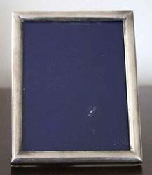 Sterling Silver Picture Frame 5 x 4