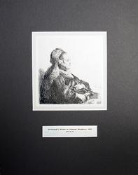 Rembrandt, Rembrandt's Mother