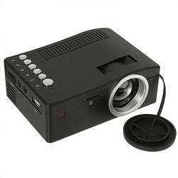 HD 400LM 1080P Mini LED Projector Multimedia Cinema USB
