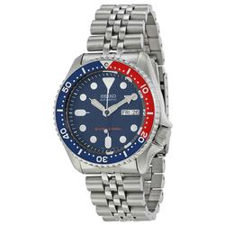 New Men's Seiko Divers Automatic, Navy Blue Dial