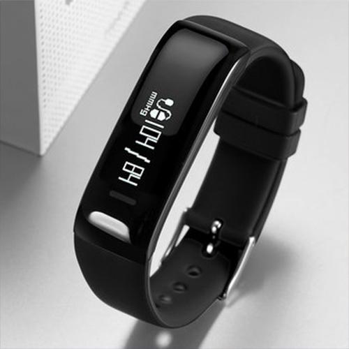 0.86 OLED Heart Rate Blood Pressure Monitor Waterproof