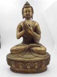Rare Nepal (Nepalese) Antique Buddha Statue Artifact