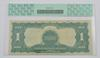 Choice New 63 1899 $1 Black Eagle Silver Certificate Large Note PCGS