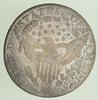 1798 Draped Bust Dollar - Heraldic Eagle Reverse - Circulated