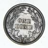 1909-O Barber Dime - Circulated