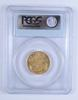MS64 1918-P Australia Gold 1 Sovereign - PCGS Graded