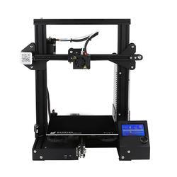 DIY 3D Printer Kit With Power Resume Function