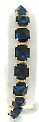 Vintage Blue Stone Bracelet