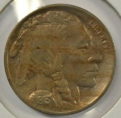 1913 Ty 1 Buffalo Nickel
