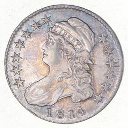 1814 Capped Bust Half Dollar - O-105