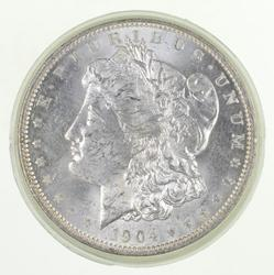 Lot (20) 1904 Morgan Silver Dollars