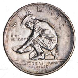 1925 California Diamond Jubilee Commemorative Half Dollar