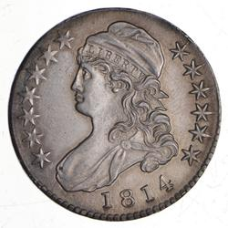 1814 Capped Bust Half Dollar