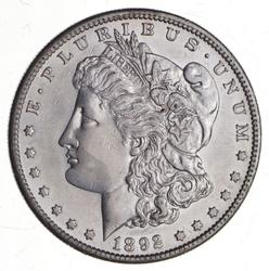 1892-S Morgan Silver Dollar - Rare