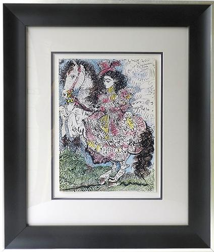 WONDERFUL PICASSO OFFSET LITHOGRAPH, TOROS Y TOREROS