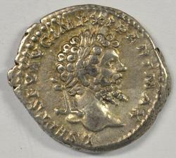 Great Septimius Severus Roman Silver Denarius, 211 AD