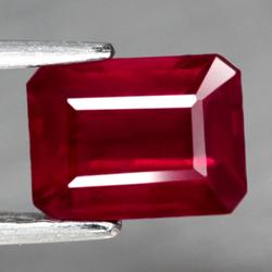 Captivating 2.40ct rich blood red Ruby