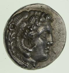 328-320 B.C. Greece Alexander the Great AR Tetradrachm - 17.3g - RARE