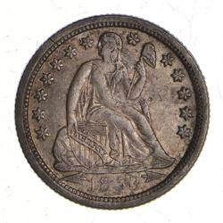 1853-O Seated Liberty Dime - Choice
