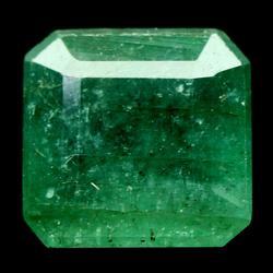Untreated 1.16ct Zambian Emerald