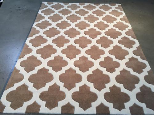 Beautiful Moroccan Contemporary Designer Rug 5x8